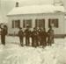 Photograph, Churchville Schoolhouse; 1897; M2011.7.2