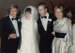 Photograph, McCluskey-Birt wedding party; November 26, 1971; M2013.6.3