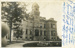 Postcard, Old Main at Elmhurst College; circa 1907; M2005.71.96