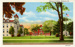 "Postcard, Elmhurst College campus; Genuine Curteich-Chicago ""C.T. American Art""; 1929; M2003.33.3"