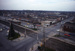 Slide, Photographic; Aerial view looking NW from the roof of the Elmhurst National Bank Building; Robert Kross; 1975; M91.70.292
