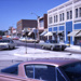 Slide, Photographic; Addison Avenue and First Street intersection; Robert Kross; 1968; M91.70.64