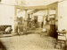 Photograph, House at 333 Cottage Hill Avenue, interior; circa 1895; M80.46.4