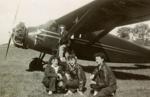 Photograph, Group photo of Female Pilots at Elmhurst Airport; 19 Aug 1946; M1999.29.6