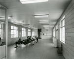 Photograph, CNWRR station interior; 1967; M2003.32.5