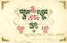 Greeting Card, New Year; 1906; M2006.39.24