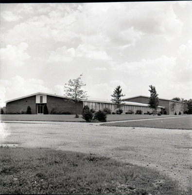 Photographic Negative, Timothy Christian School; Press Publications; 1960s; M98.5.301