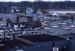 Slide, Photographic; Aerial view of Elmhurst looking northeast from the roof of the Elmhurst National Bank Building; Robert Kross; 1975; M91.70.277