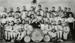 Photograph, Immanuel Lutheran School band; 1942; M2014.1.549