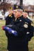 Photograph, American Legion Honor Guard; Downers Grove Reporter newspaper; 1997; M2009.10.51