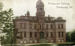 Postcard, Old Main at Elmhurst College; circa 1914; M2005.71.101