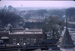 Slide, Photographic; Aerial view of Elmhurst looking West from the roof of the Elmhurst National Bank Building; Robert Kross; 1975; M91.70.271