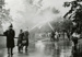 Photograph, Elmhurst Fire Department Water Fight; 04 July 1931; M86.43.26