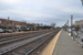 Photograph, Elmhurst Metra Train Station; Daniel Lund; 28 Nov 2017; M2017.2.198