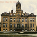 Postcard, Old Main at Elmhurst College ; Koelling & Klappenbach, Chicago; M2005.71.100