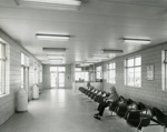 Photograph, CNWRR station interior; 1967; M2003.32.6