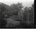 Negative, Garden at 350 Maple Avenue; Ralph Kroscher; circa 1935; M92.56.80