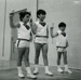 Photograph, Elmhurst Park District baton class; circa 1967; M2014.1.474