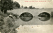 Photographic postcard, St. Charles Road Bridge over Salt Creek.; M2017.1.640