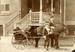 Photograph, Alfred, Herbert & Walter Fischer; c. 1895; M2013.1.3