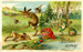 Greeting Card, Easter; 1906; M96.10.71
