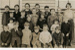 Photograph, Churchville Schoolhouse, students & teacher; circa 1920; M2016.23.1