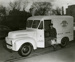Photograph, Rabe's Dairy delivery truck; 1935; M2011.12.35