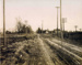 Photograph, St. Charles Road Railroad Crossing; 1909; M2007.32.4