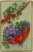 Greeting Card, Happy New Year; 1911; M2011.1.52