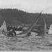Photograph of Three Yachts Racing; P_2019-045