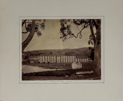 Port Arthur Penitentiary; P_D1-397
