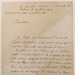 Document with original 1778 signature of Laperouse, handwritten in French; 88.68