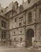 Caen, Hôtel d'Escoville, Revers de la Façade Principale; Chevojon; c. 1910; 1990:0036:0001
