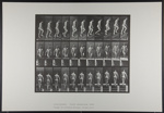 Ascending stairs [M.88]; Da Capo Press; Muybridge, Eadweard; 1887; 1972:0288:0024