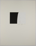 Untitled [Hooded face]; Carlson, Dale S.; 1974; 1978:0129:0022