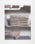 Untitled [Books and pages]; Manchee, Doug; 2008; 2009:0060:0046