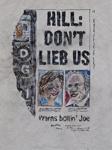 Untitled [HILL: DON'T LIEB US]; Prez, James; 2007; 2008:0007:0003