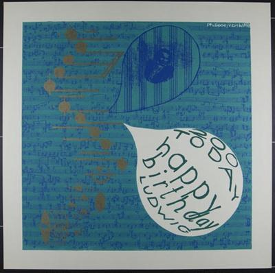 200 Today: Happy Birthday Ludwig; Willis, Philippa Jean; 1970; 1972:0096:0049