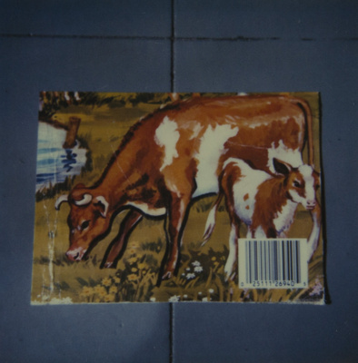 Untitled [Cow and calf]; Prez, James; ca. mid 2000s; 2008:0007:0055