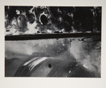 [Untitled, natural abstraction]; Wells, Alice; ca. 1963; 1973:0133:9999