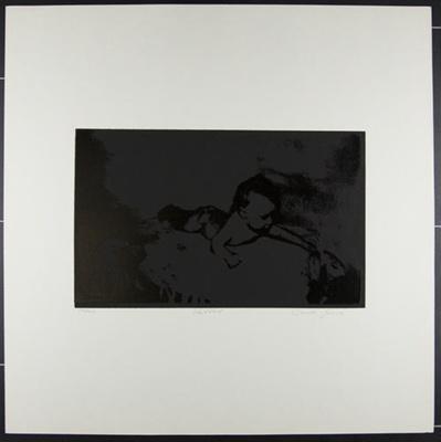 Untitled [Crawling baby]; Jones, Sondra; ca. 1970; 1972:0096:0023