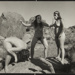 Untitled [Three masked women]; Dutton, Allen; ca. 1970s; 2000:0142:0016