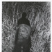 Untitled, [Shadow of a man standing over a gravestone]. ; McLoughlin, Michael; 1968; 1973:0045:9999