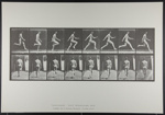 Running full speed. [M. 65]; Da Capo Press; Muybridge, Eadweard; 1887; 1972:0288:0017