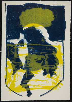 Untitled; Fichter, Robert; ca. 1960-1970; 1971:0465:0001