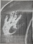 Hands / The Echo Of the Hand Picked Up By a Telecopier Across the Room; Sheridan, Sonia Landy; ca. 1974; 1981:0116:0025