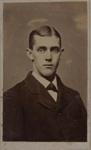 Untitled [portrait of male]; Johnson; Undated ; 1981:0053:0057