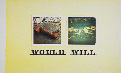 Would Will #5; Parker, Bart; 1976; 1981:0093:0083