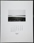 [Page four of 1974 Calendar - April]; Coppola, Richard; 1974; 1974:0061:0004