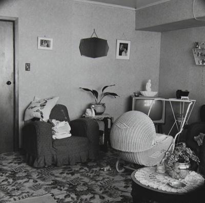 Living Room; Turner, John B.; 1968; 2009:0100:0008